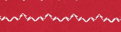 PEAKS AND POINTS STITCH - DECORATIVE