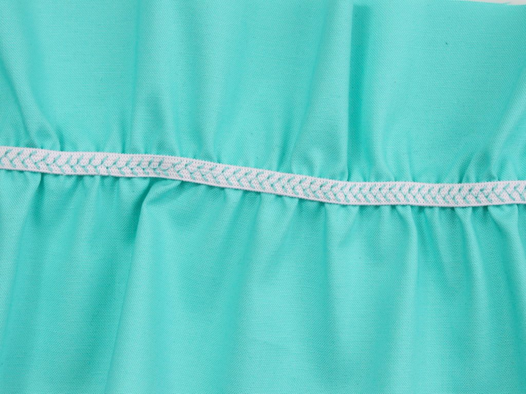Feather Stitch - Elastic Insertion