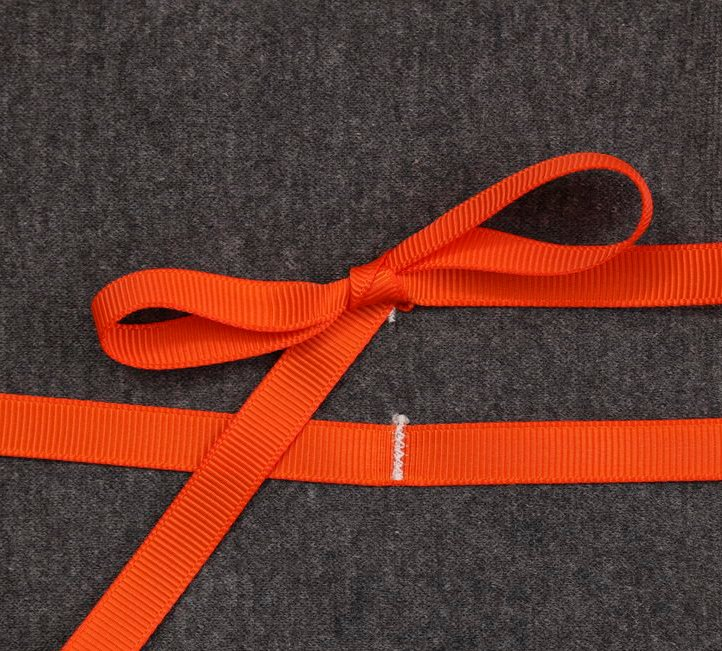 BARTACK STITCH - Attaching Ribbons