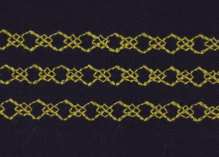ARGYLE STITCH - DECORATIVE