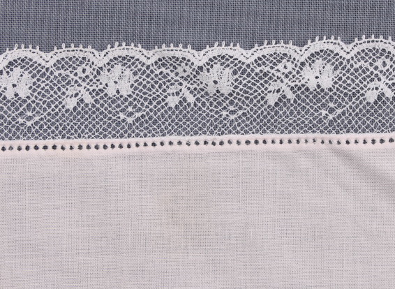 ENTREDEUX STITCH - JOINING LACE