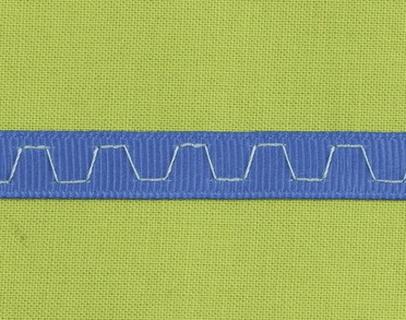 ANGLED STEPPED STITCH - Attaching Trims