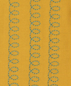LOOPS STITCH - DECORATIVE