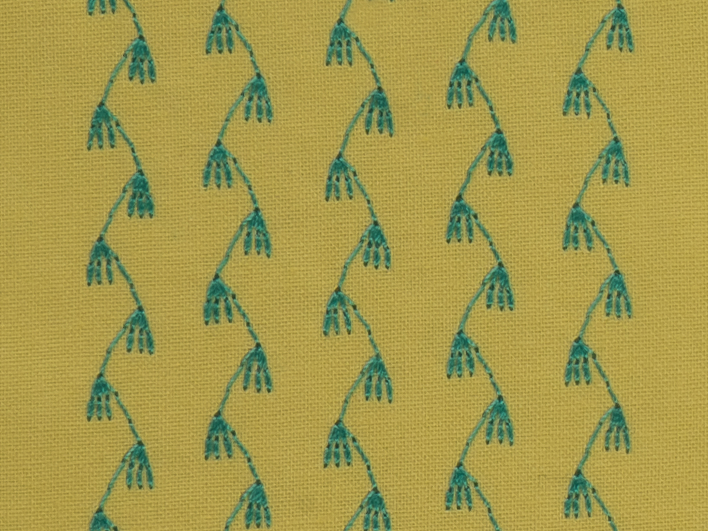 Weeping Willow Stitch - Decorative