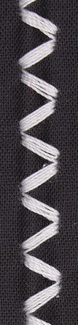 DIAGONAL STITCH - DECORATIVE