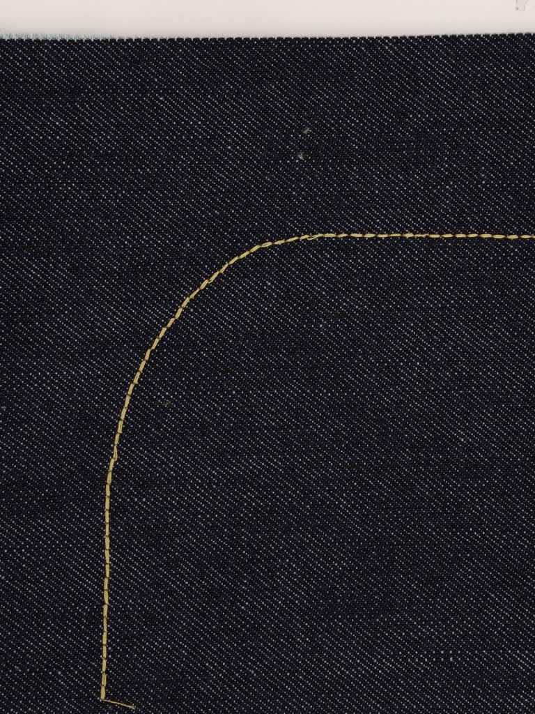 STRAIGHT STRETCH STITCH - Reinforced Seams