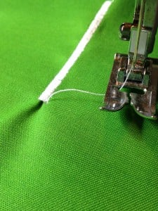 Fabric Tunneling or Puckering