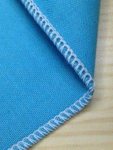 Serger Narrow Hems and Rolled Hems | Singer com
