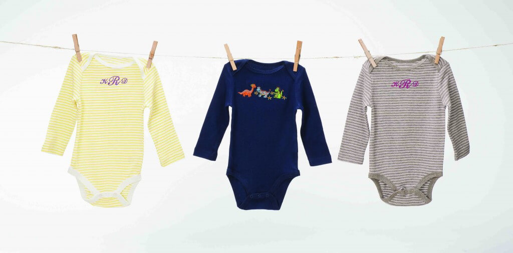 Onesies Embroider design