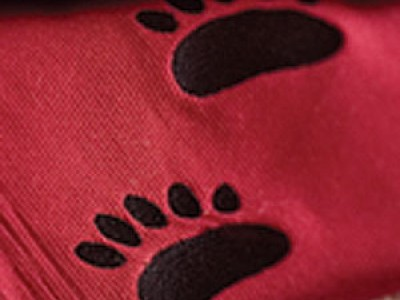 Paw Prints Free Embroidery Design