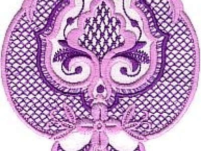 Lovely Lace Free Embroidery Design