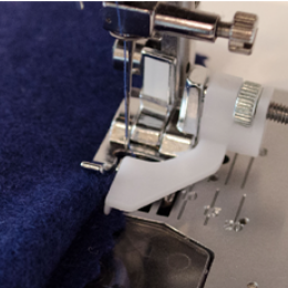 Blind Hemming by Machine: Tips & Hints
